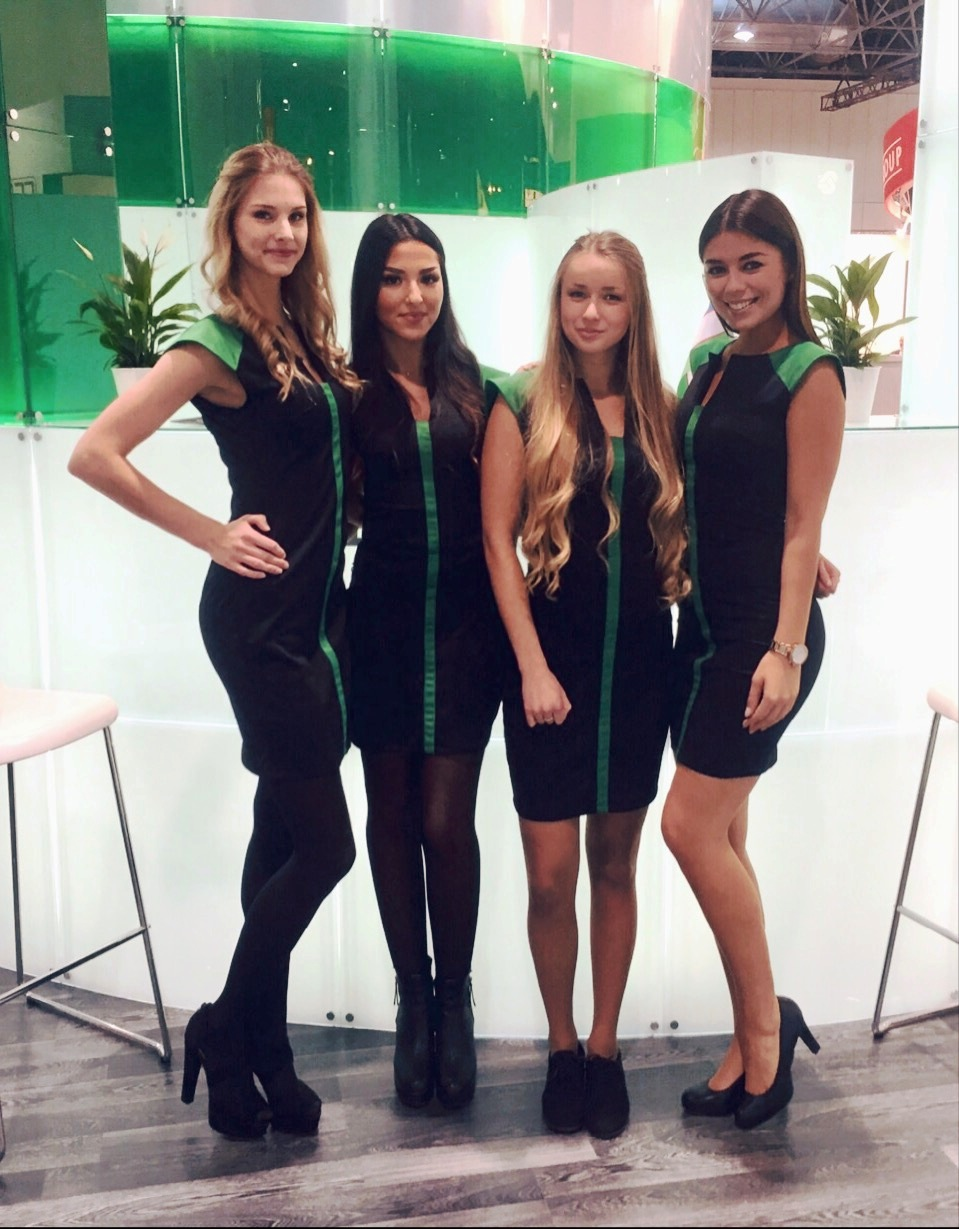 Fair Hostesses for Berlin